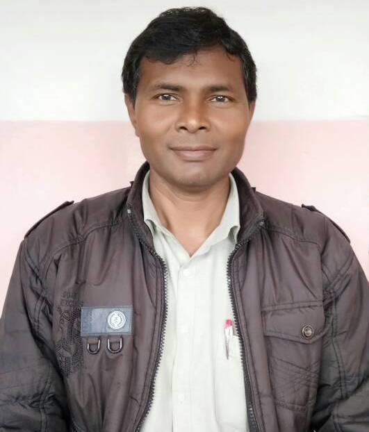 Mr. Balasis Minge (Class X Class Teacher)