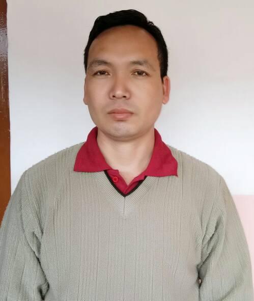Mr. Mairembam Heramani Singh (Class IX Class Teacher)