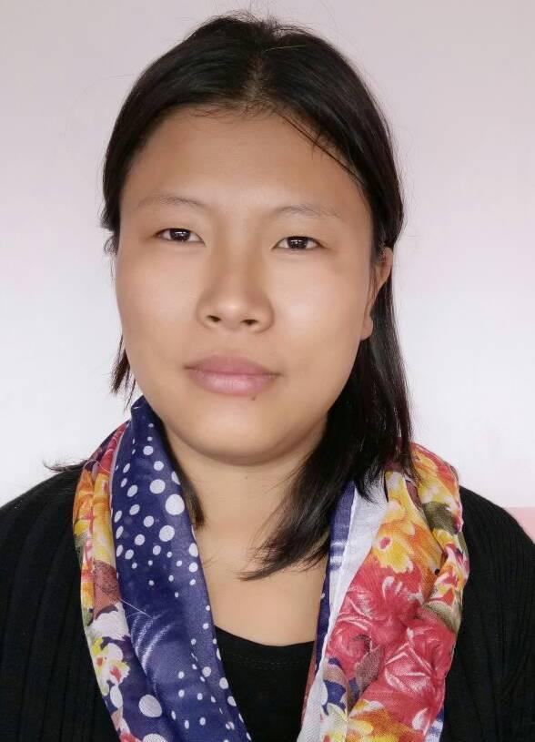 Ms. Neilezono Chutso (Class V Class Teacher)