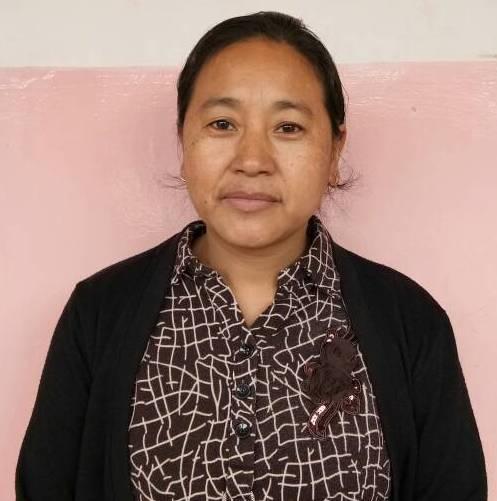 Ms. Zhovino (KG B)